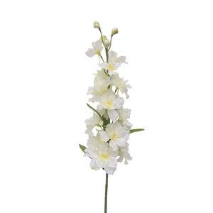 Delphinium Spike Cottage Garden White 69cm