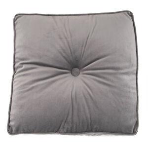 Naomi Square Seat Pad - Charcoal