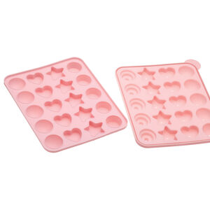 Sweetly Does it Cake Pop Mould Shapes