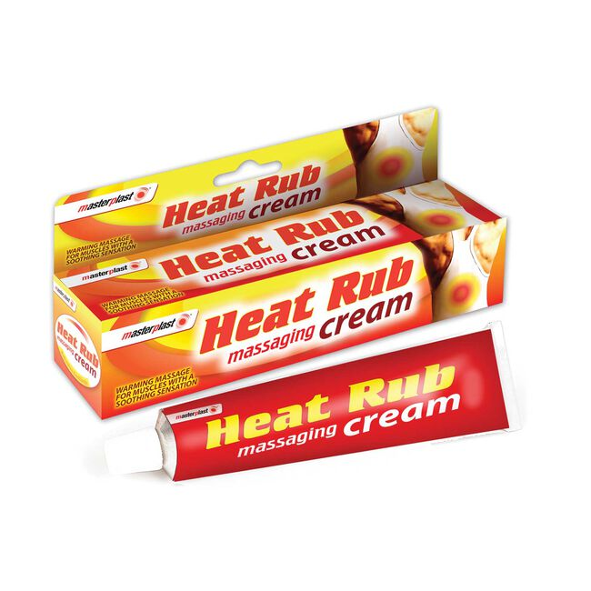 Heat Massage Cream 70g