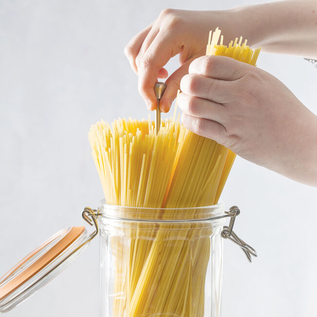 Kilner Facetted Spaghetti Dispenser