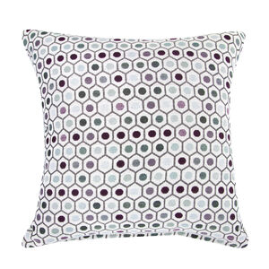 Mary Purple Cushion 45cm x 45cm