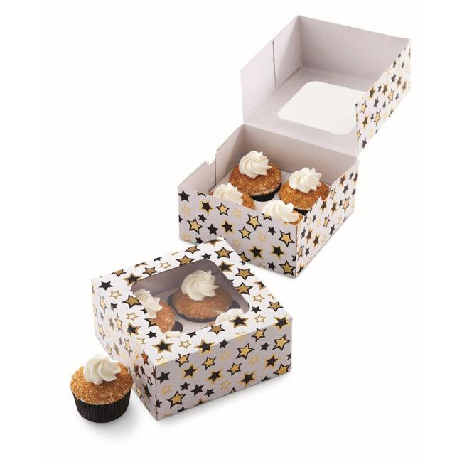 Wilton Stars Cup Cake Box