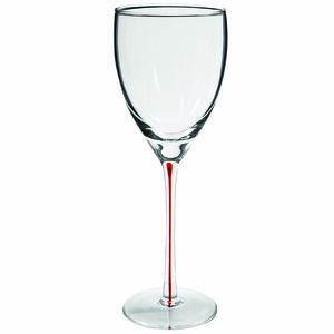 Cashel Living Red Core Wine Glasses