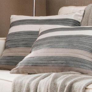 Soho Stripe Cushion Cover 2Pk