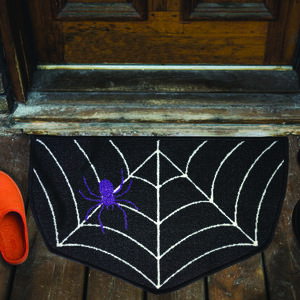 Spider Web Doormat 40x60