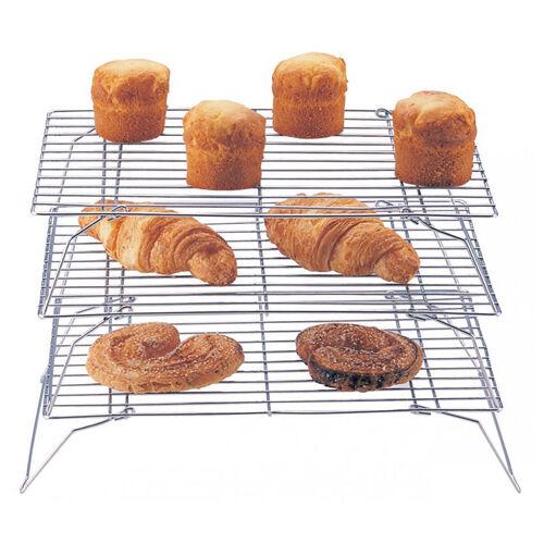 Stackable Cake Racks Stainless Steel