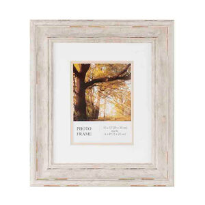 Wren Photo Frame with Mount 6x8""