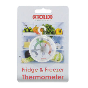 Apollo Fridge Freezer Thermometer
