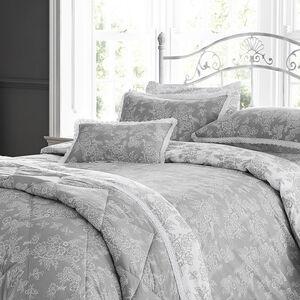Millie Grey Cushion 30cm x 50cm
