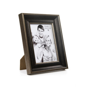Antique Bronze Slim Photo Frame 5x7""