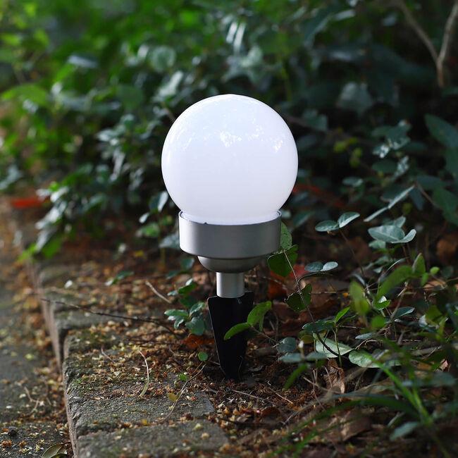 Solar Globe Path Light