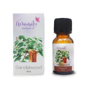 Aeromatic Sandalwood Essential Oils
