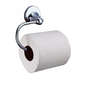 Milano Toilet Roll Holder Chrome
