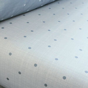 Polly Polka Fitted Sheet