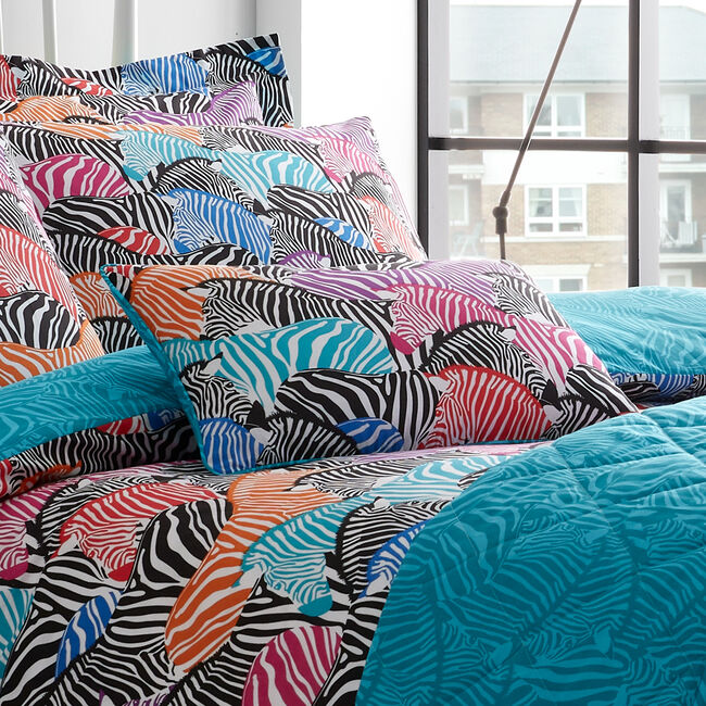 Zebra Cushion 30 x 50cm