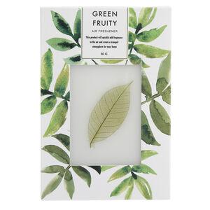 Green Fruity Frzganced Wax
