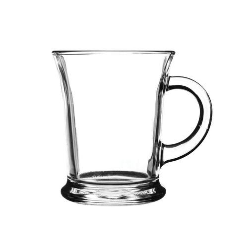 Essential Glass Mug 400ml