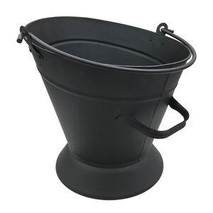 Silverflame Waterloo Coal Bucket Black