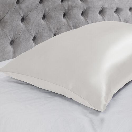Silk Pillowcase - White