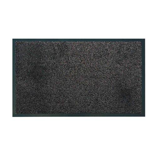 Chestnut Grove Washable Doormat 50x80cm - Grey