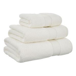 600GSM WESTBURY CREAM 50x90 Hand Towel