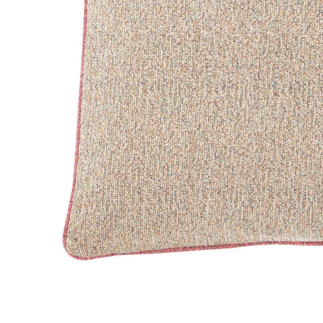 Sweeney Cushion 58x58cm - Biscuit
