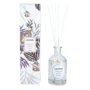 Larchmere Wood Sage & Sea Salt Reed Diffuser 200ml