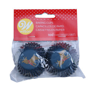 Wilton Reindeer with Lights Mini Cupcake Cases