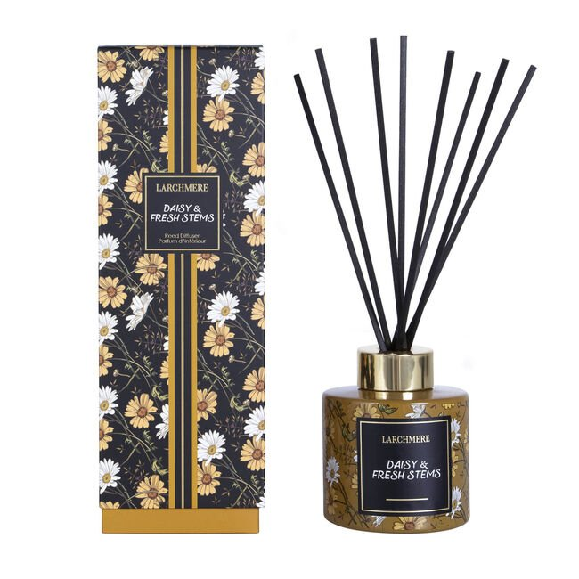 Larchmere Daisy & Fresh Stems Reed Diffuser
