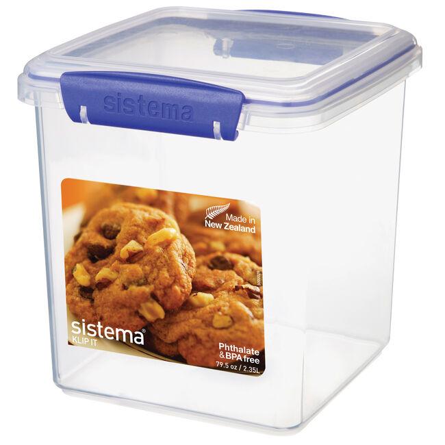 Sistema Klip It 2.35L Cookie Tub