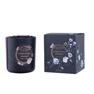 Ambianti Lavender Natural Scented Candle