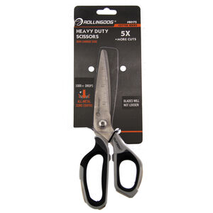 Rolling Dog Heavy Duty Scissors