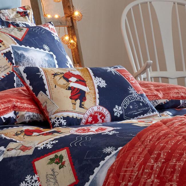 Sleigh Mail Cushion 30 x 50cm