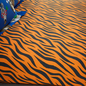 WILD CHRISTMAS Single Fitted Sheet