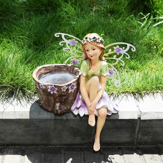 Fairy Plant Pot