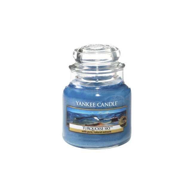 Yankee Candle Turquoise Sky Small Jar