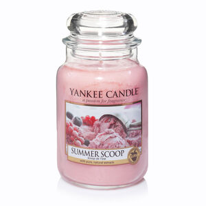 Yankee Candle Summer Scoop Medium Jar