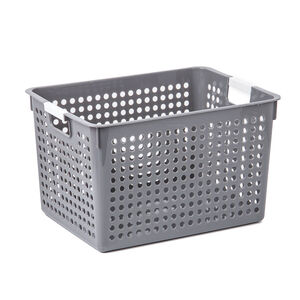 Connect Storage Basket Grey 16L