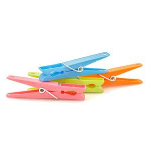 Jumbo Plastic Pegs 36 Pack