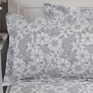 Floral Sketch Oxford Pillowcase Pair