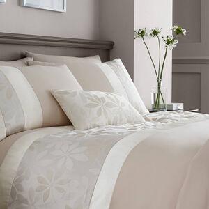 Hilary Ivory Cushion 30cm x 50cm