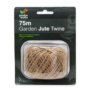 Garden Jute Twine 75m