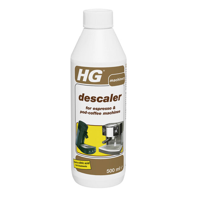 HG Descaler for Coffee Machines 500ml