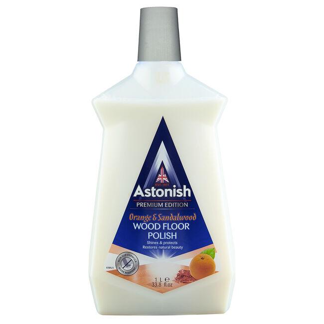 Astonish Premium Wood Floor polish 1L