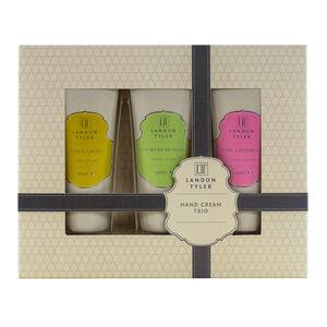 Landon Tyler Hand Cream Set 3 Fragrances