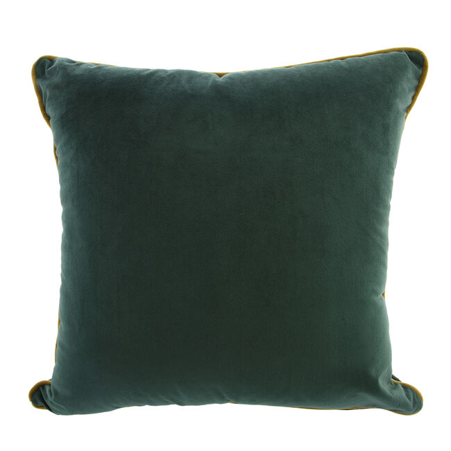 Naomi Cushion 58x58cm - Green