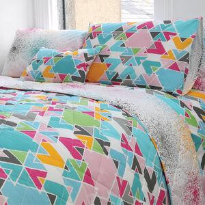 Carnival Multi Bedspread 200cm x 220cm