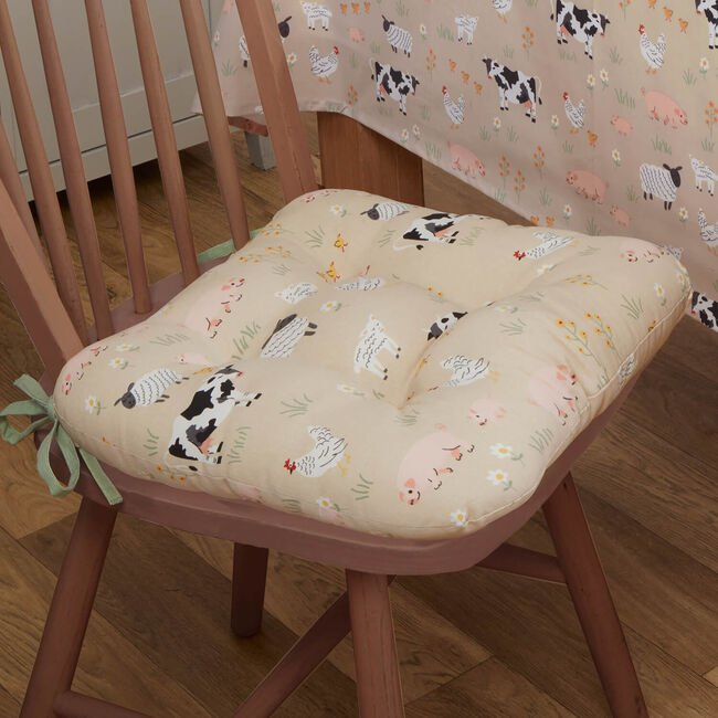 Country Meadows Seat Pad