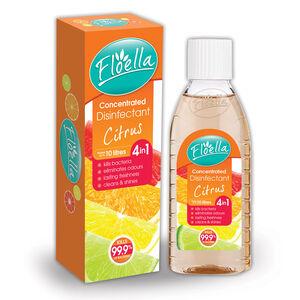 Floella Concentrate Disinfectant Citrus